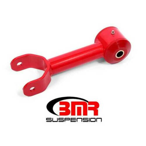 BMR Suspension Non-Adjustable Upper Control Arms Red for Ford Mustang 2011-2014