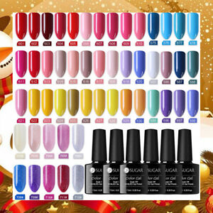 UR-SUGAR-Natale-Smalto-Gel-UV-Unghie-Nail-UV-Gel-Polish-Soak-off-Semipermanenti