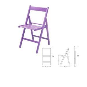 Chaises Set Rabattable 4 Hêtre Pliables Pliant Espace Sur Violet Protège Détails De En Bois l3KcF1TJ