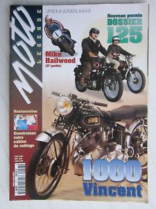 MOTO-LEGENDE-N-57-Dossier-125-VINCENT-1000-M-HAILWOOD-VELOCETTE-HONDA-GOLDWING