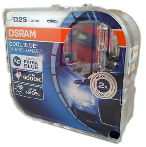 d2s osram cool blue intense 6000k xenon brenner. Black Bedroom Furniture Sets. Home Design Ideas