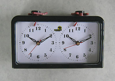 7x Chess Clocks (Analog) for Parts