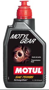 Motul-Motylgear-75W-85-Oil-Transmissions-Differential-Car-1L-of-Lubricants