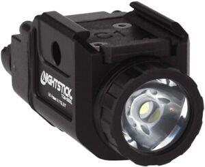 Nightstick Xtreme Tactical Light Compact, Handgun, 550 Lumens, Black - TCM-550XL