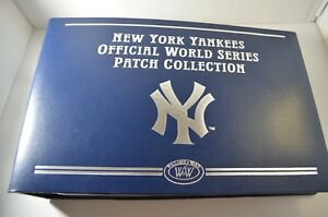 f7a1f731677 Image is loading NY-YANKEES-WORLD-SERIES-PATCH-COLLECTION-SET-OF-