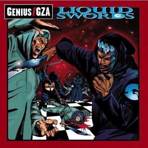 GZA - Liquid Swords [New Vinyl] Explicit