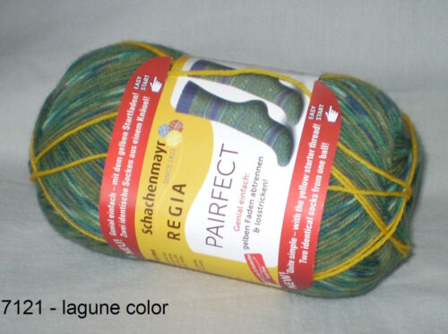 7,95 €//100 GR regia calcetines lana 4 veces pairfect-mundo novedad 2 mismo calcetines
