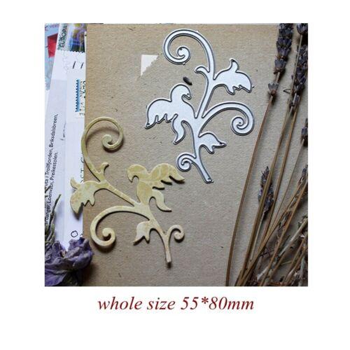 Metal Cutting dies Small craft relief DIY Scrapbooking Embossing paper craft die