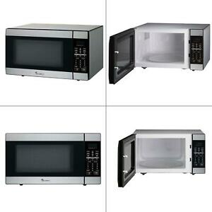 1 8 Cu Ft Countertop Microwave In