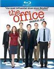 The Office Season 6 Blu Ray Sixth Season 2005 Steve Carell 4 Disc