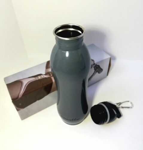 Sports Water Bottle 24 oz Stainless Steel
