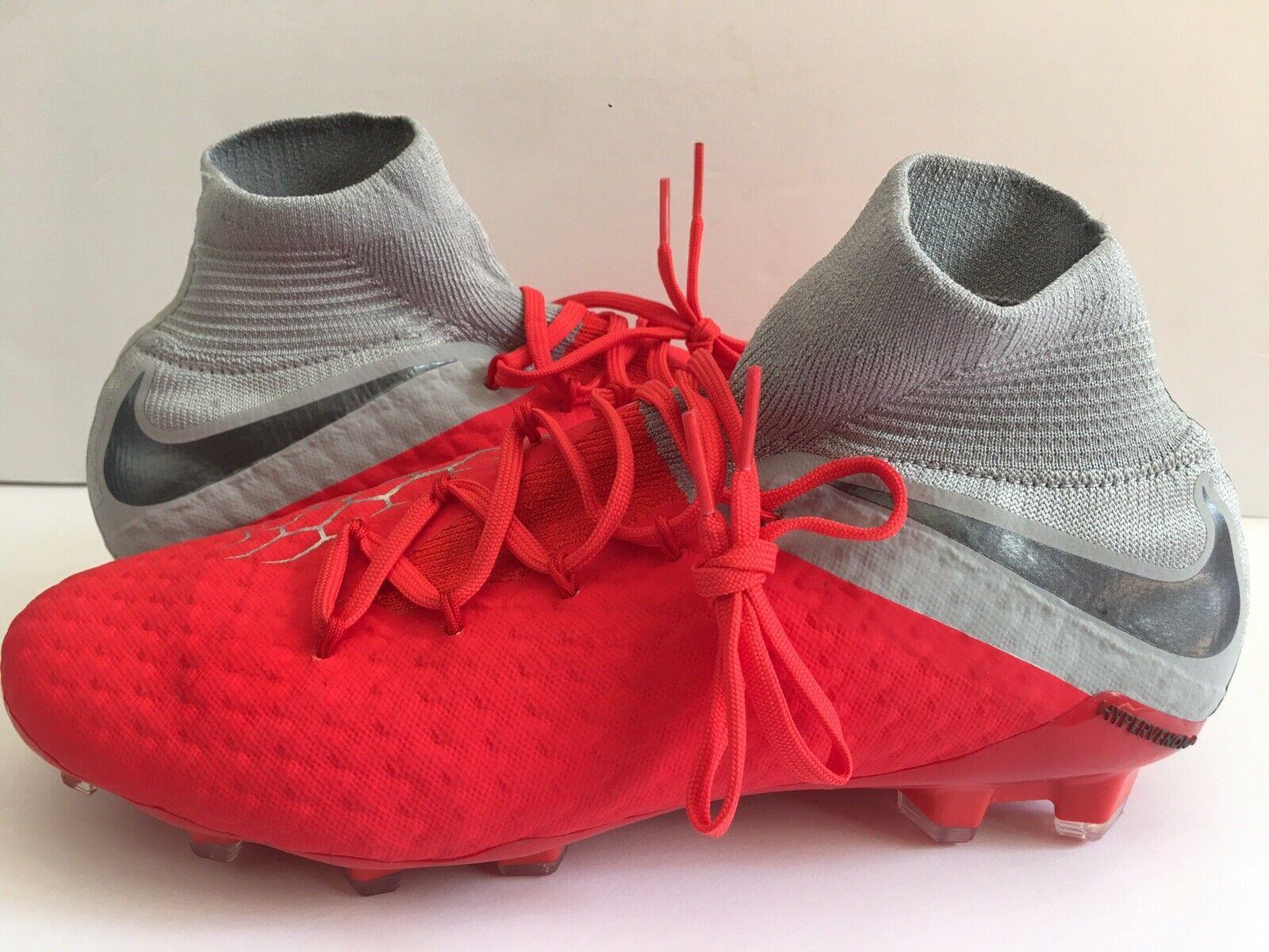 Nike Hypervenom III pro Df Fg Fútbol Tacos Hombre Talla 9.5