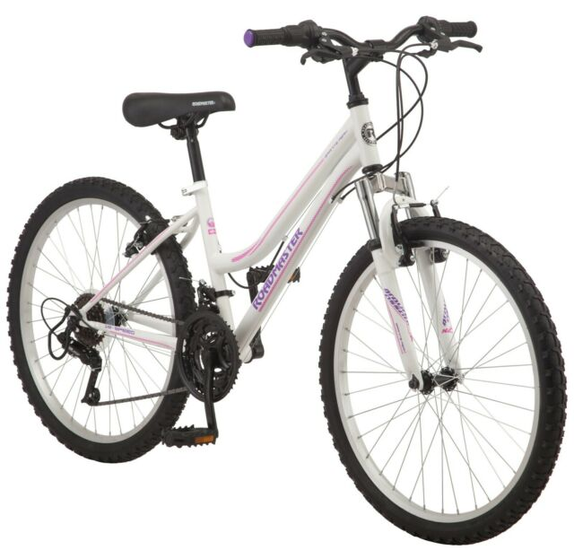 "Roadmaster Granite Peak Mountain Bike Black  SameDayShip 26/"" wheels"