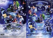 DISNEY CHARACTERS FORMATION ARTS KINGDOM HEARTS II TIMELESS RIVER SORA  SQ.ENIX