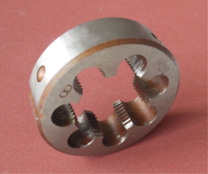 New 1pc Metric Right Hand Die M15X0.5mm Dies Threading Tools M15 mm x 0.5 mm