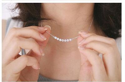 Fashion Charm Jewelry Crystal Choker Chunky Statement Bib Pendant Chain Necklace