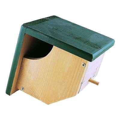 Robin Wren open fronted Bird Box