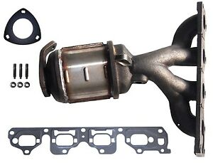 Catalytic Converter Manifold For Chevy Malibu Pontiac G6