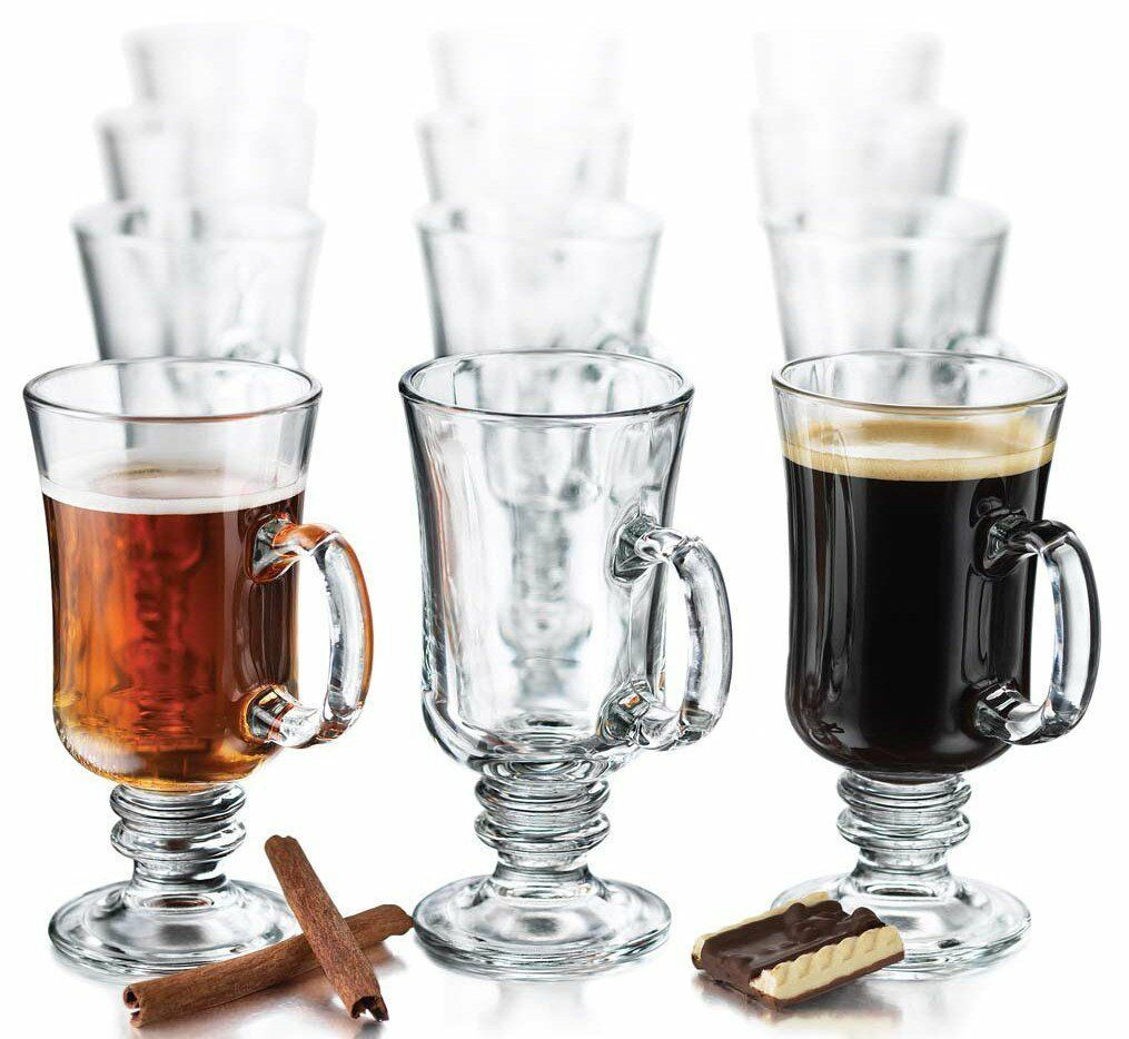 Libbey 8.5 Ounce Ounce Ounce Irish Coffee Tea Mug - 1 Dozen e5bb87