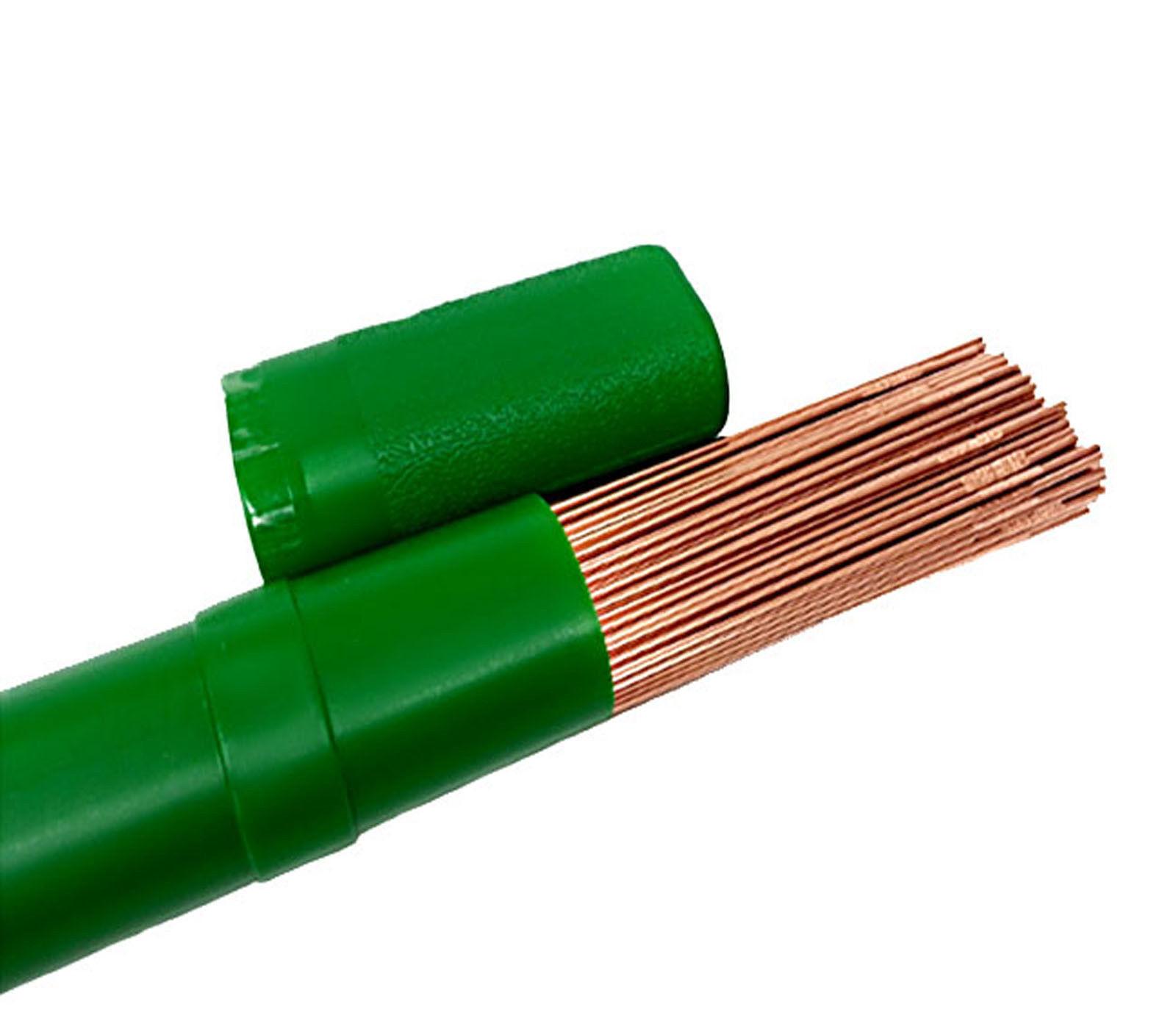 """Weldcote Metals ER70S-2 .045 X 36/"""" Tig Welding Rod 10 Lbs."""