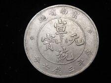 1909-11 China Yunnan 50 Cent Looks XF Km #259.1