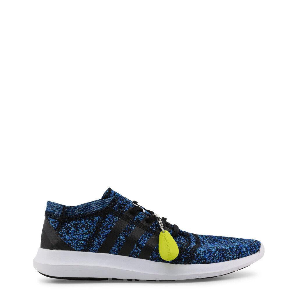 zapatos ADIDAS BB4924_ELEMENTS-REFINE2 hombres ORIGINALI NUOVE azul GINNASTICA SPORT