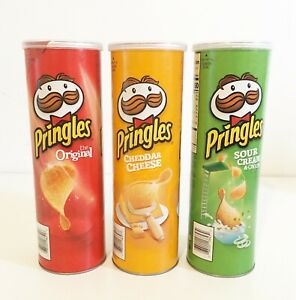 Pringles-Potato-Crisps-5-5oz-158g-Canister-Choose-Flavor