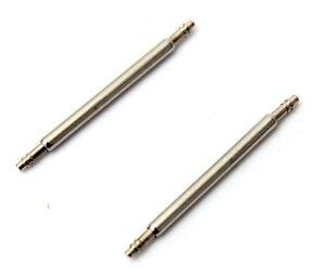 2 Barrettes ressort pompe piston tige pour bracelet de montre 22-24-27 mm HFrMVd63-09091037-381205979