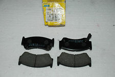 Bremsbeläge JURID 572396J Nissan 200 SX, Almera I 96-00 vorne