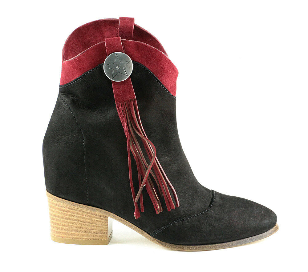 Authentic Fabi  Leather Italian Designer Boots New Collection