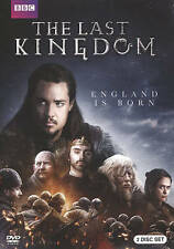 The Last Kingdom (DVD, 2016, 2-Disc Set)