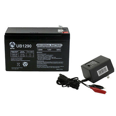 6 Pack 12V 8Ah SLA Battery Replacement for Vexilar FLX-28 Pro Pack II Flasher