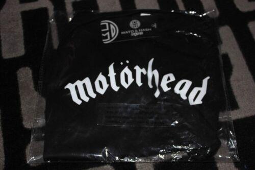 MOTORHEAD Unisex Baby Romper Bodysuit~Black