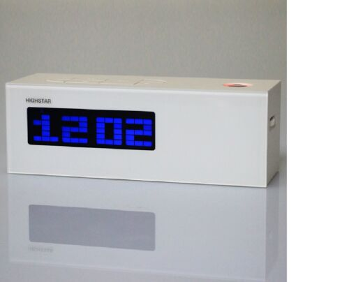 FM Radio Projector 1139 LCD Digital Alarm Clock Time Date Temperature