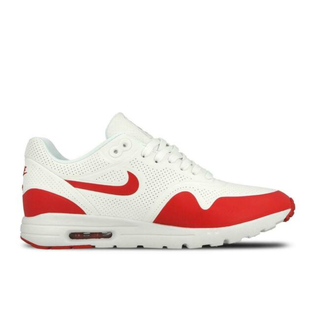 new concept 94607 aaad4 Womens NIKE AIR MAX 1 ULTRA MOIRE White Trainers 704995 102