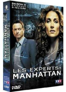 3-DVD-LES-EXPERTS-MANHATTAN-SAISON-3-EPISODE-13-A-24-NEUF-SOUS-BLISTER