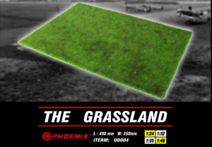 Phoenix 1 24, 1 35,1 48, Model sand table scenario, the grassland