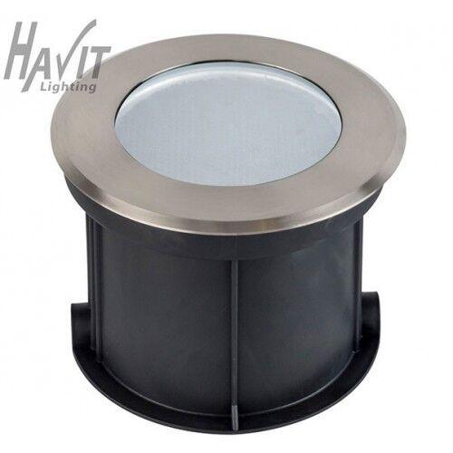 Havit fija en el suelo luz indirecta HV1842 12vDC 5W IP67 LED Incorporado, Acero Inoxidable