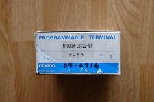 OMRON NT600M-LB122-V1 programmable terminal