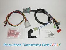 Updated External/ Internal  Replacement Wire Harness--Fits 4L80E 4L85E 1991-2003