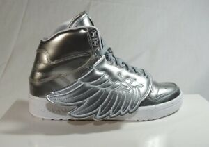 Détails sur adidas jeremy scott wings 2.0 S77798 Silver