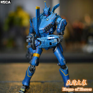 Pacific Rim Series France romeo blue Jaeger Action Figure ... Pacific Rim Jaeger Romeo Blue