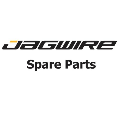 Jagwire Bicycle Cycle Bike Gear Cable End Tidy Alloy 1.2 MM Silver Pack Of 500