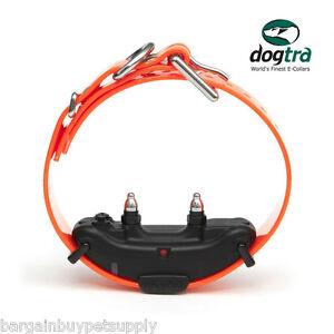 Dogtra-ARC-Extra-Replacement-Add-a-Dog-Receiver-Collar-Orange-ARC-ADD-RX
