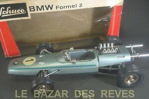 SCHUCO-Allemagne-BMW-formule-2-REF-1072-Boite