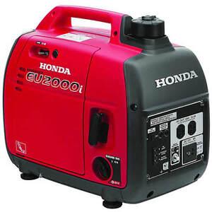 Honda EU2000i - 1600 Watt Portable Inverter Generator 786102003162