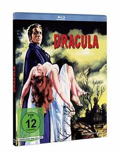 Dracula (1958 restaurati versione) [Blu-Ray/Nuovo/Scatola Originale] Christopher Lee, Peter Cush