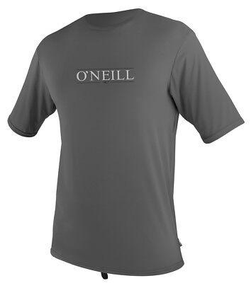 O/'NEILL MENS RASH T SHIRT.PREMIUM SKINS UPF50 SUN PROTECTION RASH TOP 8S 15c 9