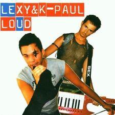 Lexy & K-Paul Loud (2000) [CD]