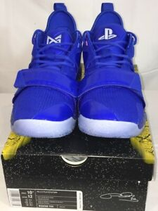 finest selection a422f e5e73 Details about NIB DS Nike PG 2.5 PlayStation 2018 Paul George PlayStation  (BQ8388-900) SZ 10.5